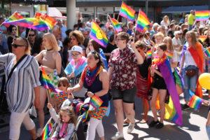 Pride-paraden
