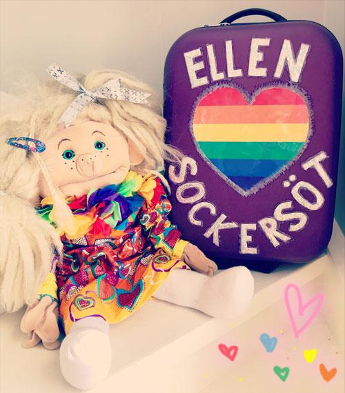 Ellen Sockersöt